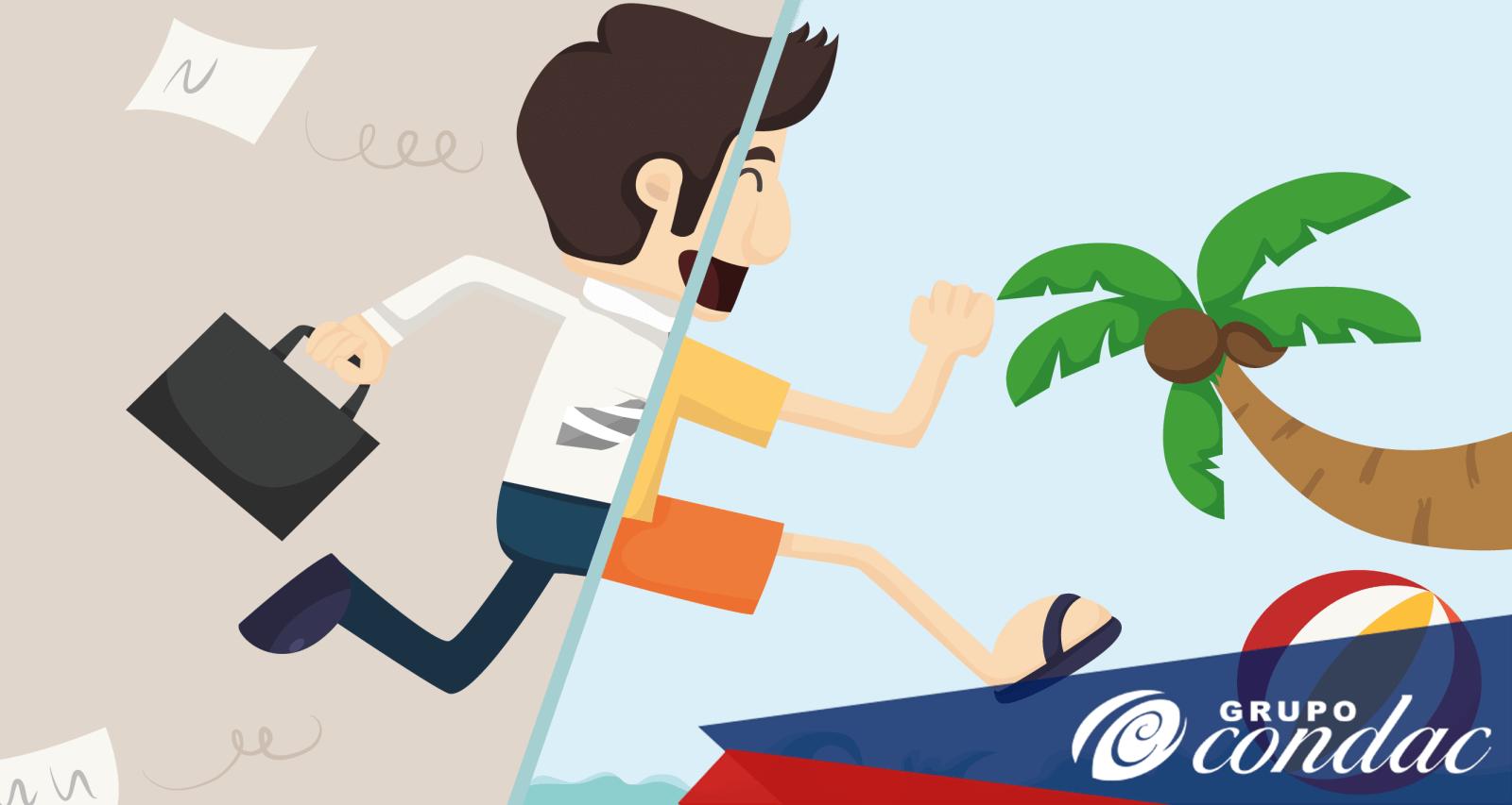 síndico de férias